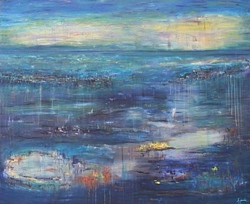 Sea sight (120x100 cm) solgt