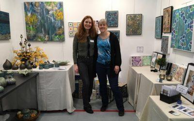 Udstilling, Kvinder & Kunst