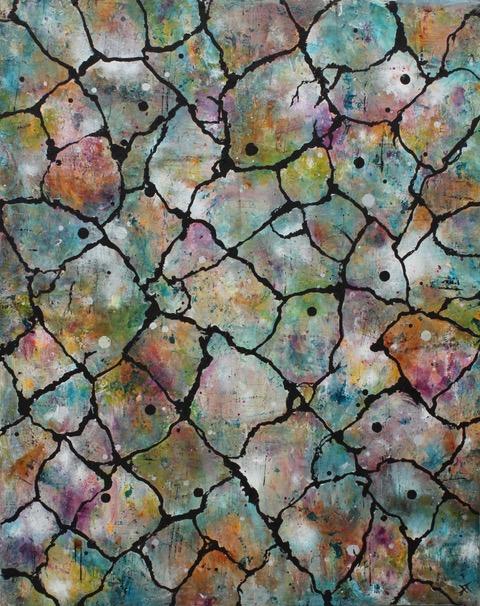 Nature Speaks (40x50 cm) solgt